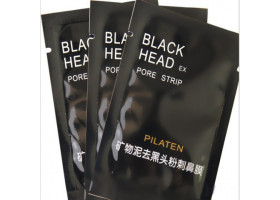 Маска от черных точек Pilaten Black Mask
