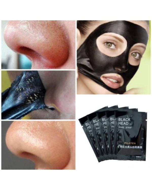 Маска от черных точек Pilaten Black Mask Тюмень купить на Омило.ру цена 30.0000