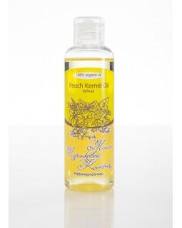 Масло ПЕРСИКОВОЙ КОСТОЧКИ Peach Kernel Oil Refined рафинированное, 100 ml