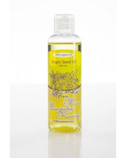 Масло ВИНОГРАДНОЙ КОСТОЧКИ Grape Seed Oil Refined рафинированное, 100 ml