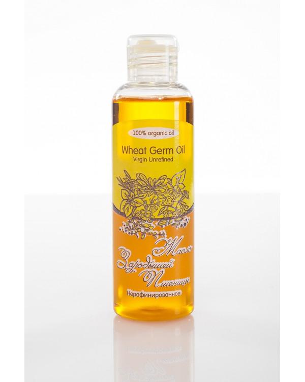 Масло ЗАРОДЫШЕЙ ПШЕНИЦЫ Wheat Germ Oil Virgin Unrefined нерафинированное, 100 ml Тюмень купить на Омило.ру цена 350.0000
