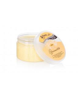 Крем-скраб для тела СОРБЕ сахарный ОРАНЖЕТТО с соком апельсина, 280 гр