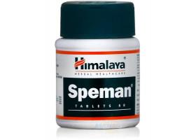 Спеман для мужского здоровья, 60 таб, производитель Хималая; Speman, 60 tabs, Himalaya