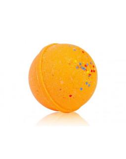 Гейзер (бурлящий макси-шар) для ванн ОРАНЖЕТТО, 280g ТМ ChocoLatte