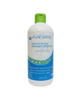 Средство для посуды Pure Water, гипоаллергенное, 500 мл. МиКо