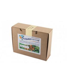 мыльные орехи Trifoliatus /натуральное растительное средство/ сапонин для стирки, мытья посуды,умывания, 200 гр.