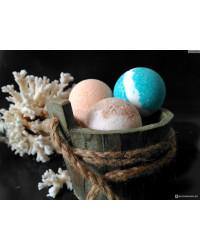 Бурлящие шарики для ванн Тюмень купить цена  Натуральная Косметика