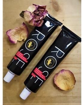 Rose очищающее гидрофильное масло с шёлком и маслом розы