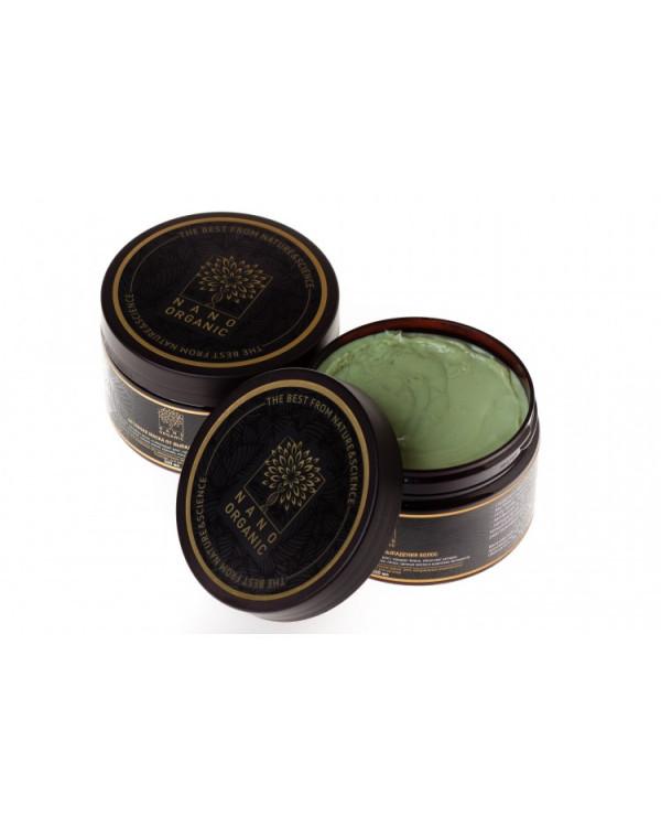 Активная маска от выпадения волос Nano Organic