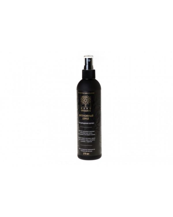Интенсивный спрей от выпадения волос Nano Organic Тюмень купить на Омило.ру цена 550.0000